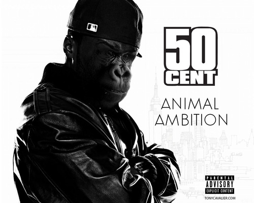 50 cent animal ambition album