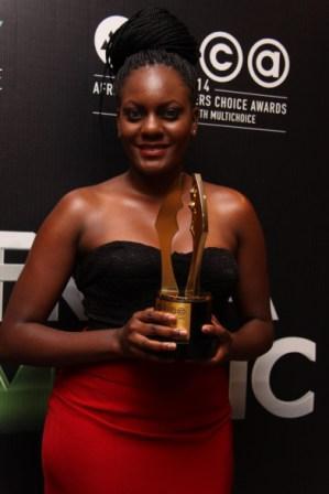 Elayne Okaya; winner Best Make-Up