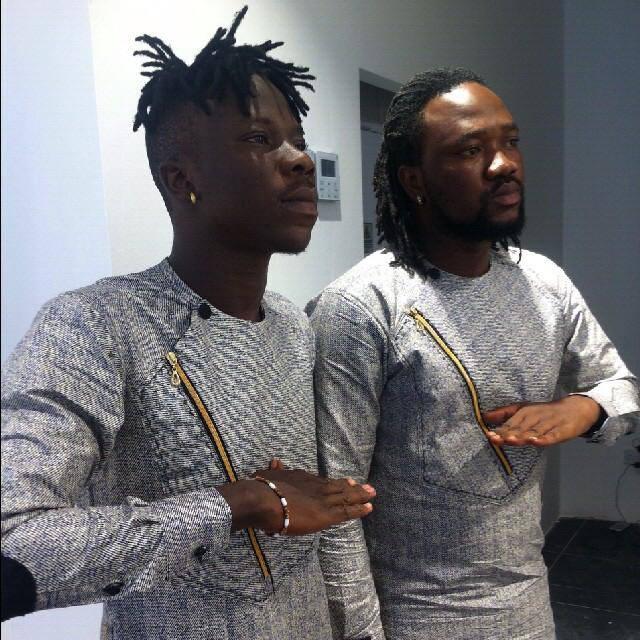 Stonebwoy with Beatz Dakay
