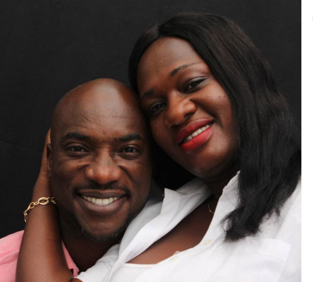 Kwabena & estranged wife