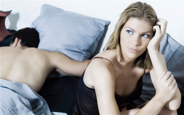 Vaginal sounds during intercourse