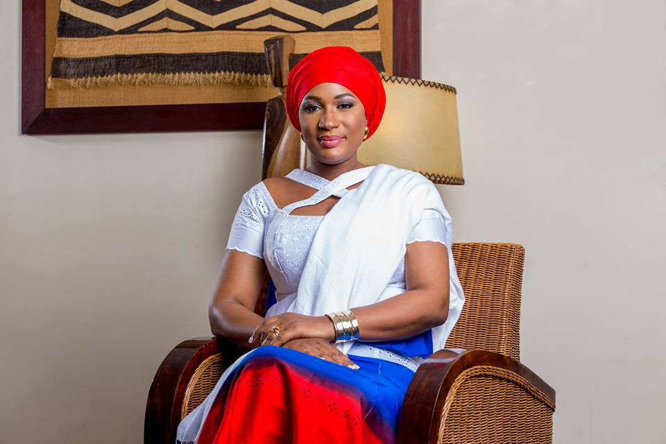THE BASHING! Samira Bawumia Visited Cast of Kumkum Bhagya
