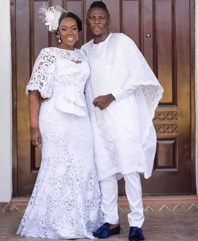Check Out Photos From Stonebwoy's Daughter's Naming