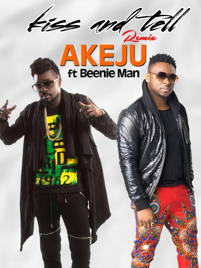 Nigerian-Ghanaian Afrobeat Artist, Akeju, Features Beenie