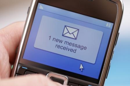 Send a naughty text message