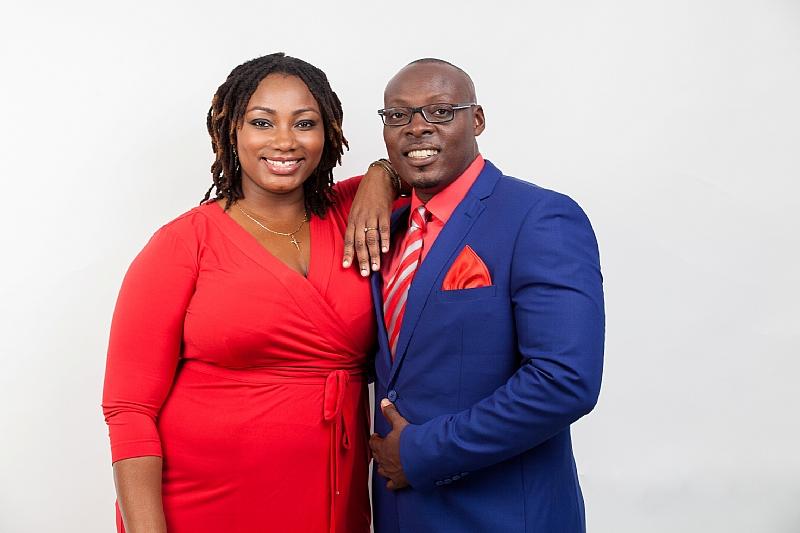 Patrice Amegashie & Kokui
