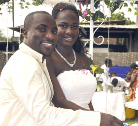 Kwabena and Abena