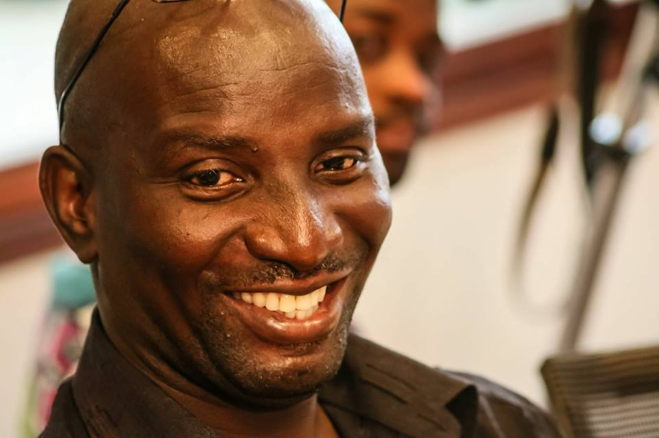Socrate Safo- vying for Deputy Minister