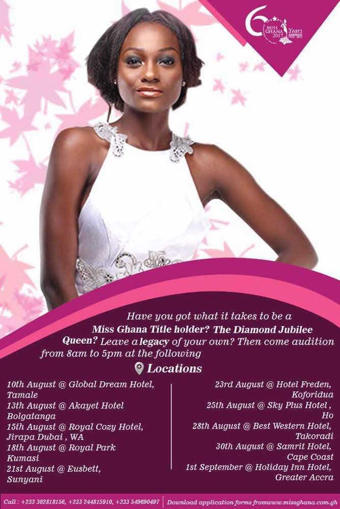 Ghanas Most Beautiful 2019 Launched In Kumasi - Classic Ghana