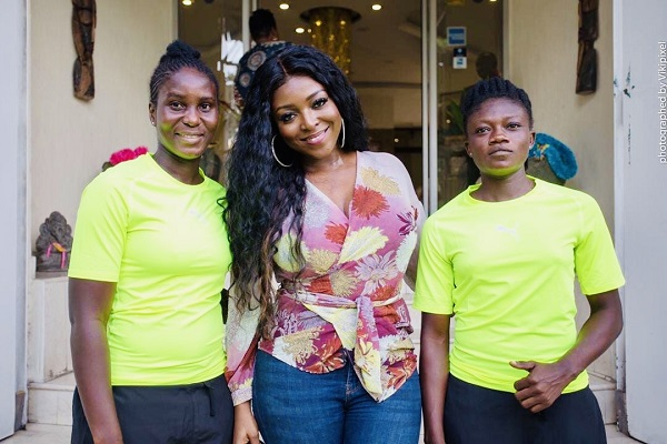 NICE ONE! Yvonne Okoro To Reward Black Queens With $10,000